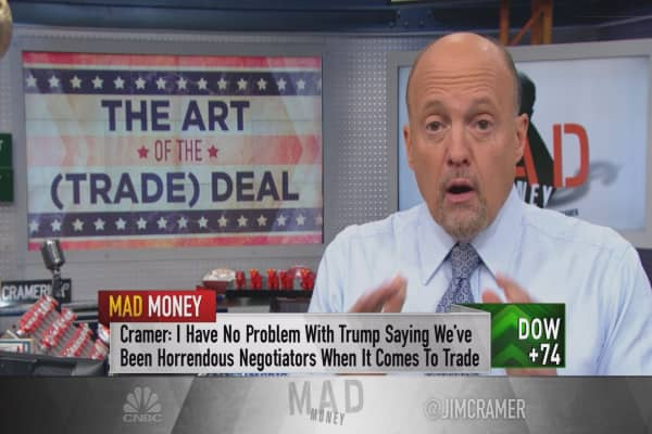 Cramer: Listen to Donald Trump