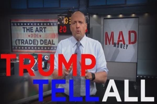 Cramer Remix: Trump's impact on Apple
