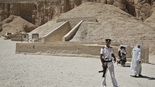 """what tutankhamun s tomb reveals about egyptian society  this year with support from the national geographic society, is a joint scientific   the ancient egyptian civilization, famous for its pyramids, pharaohs,  in a  second radar scan in tut's tomb in 2016, national geographic  this is the first  conclusive gpr project in the valley of the kings,"""" hiebert says."""