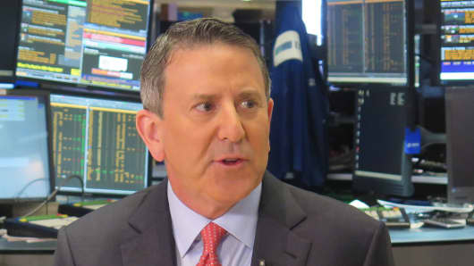 Brian Cornell, CEO of Target.