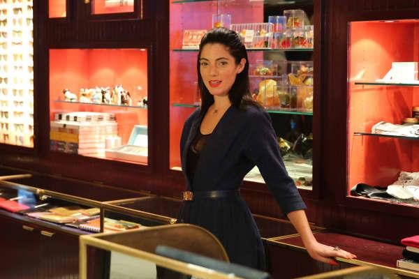 "Entrepreneur Maayan Zilberman is the creator of candy line ""Sweet Saba."""