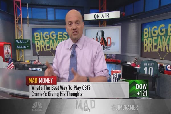 Cramer: Smart energy spinoff for speculation