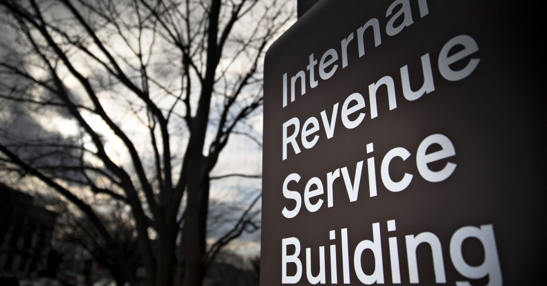 GOP congressman who feels victimized by IRS wants to kill the 'rogue agency' as we know it