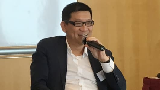 Lim Chow Kiat, group chief investment officer at GIC Pte Ltd.