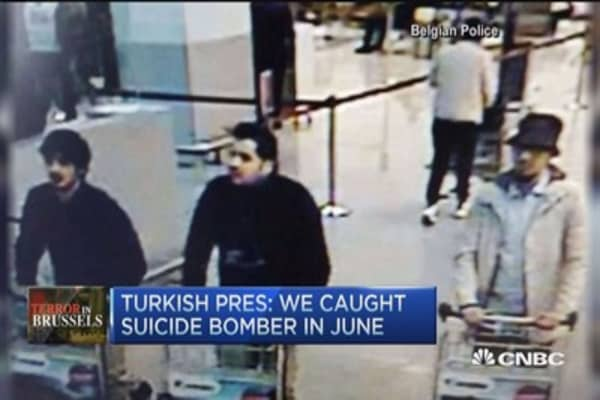 Turkish Pres.: We caught suicide bomber in June