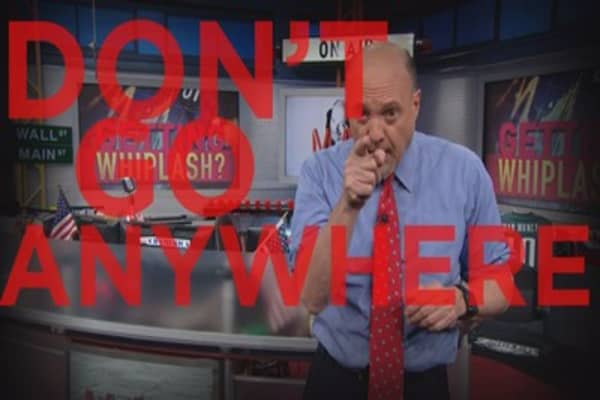 Cramer Remix: Breathtaking moves of the market