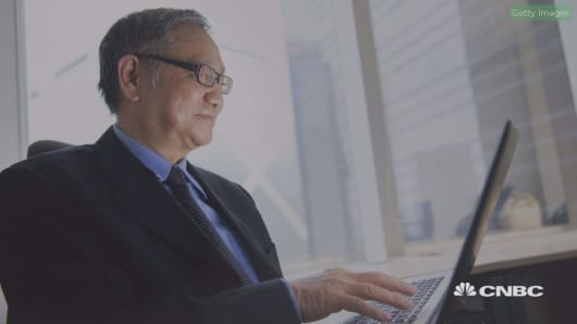 Retirees' investing strategies