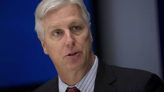John Milligan, CEO of Gilead