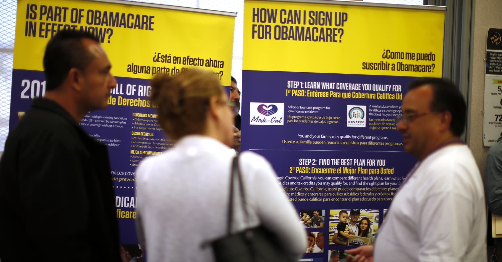 US Republicans Prepare Plan to Deactivate Obamacare in 2017