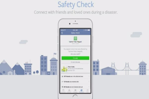 Facebook's 'Safety Check' feature glitch