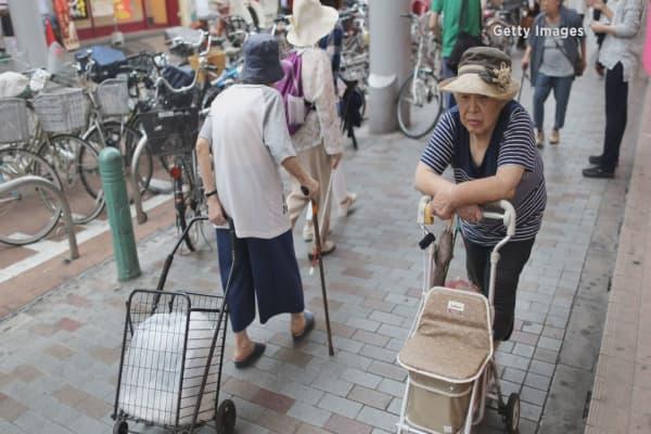 Japan's elderly turning to crime
