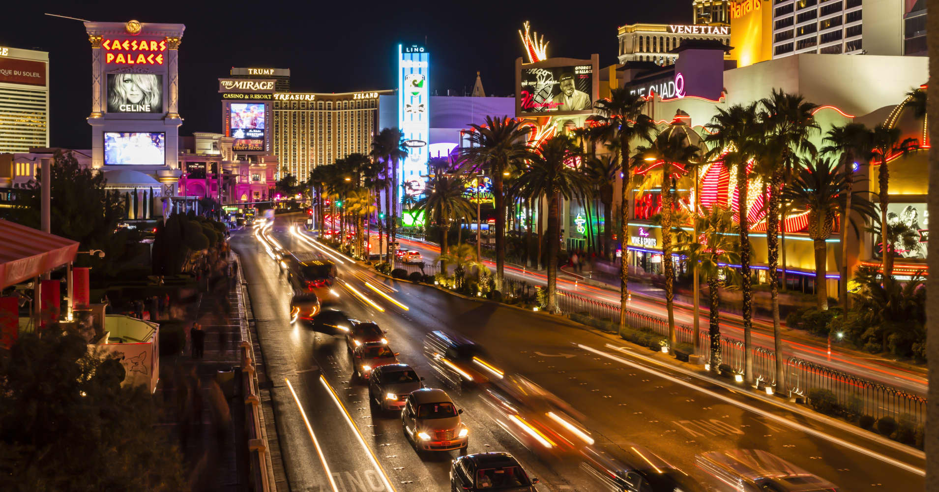 Las Vegas steps up its games with new electronic sports venue