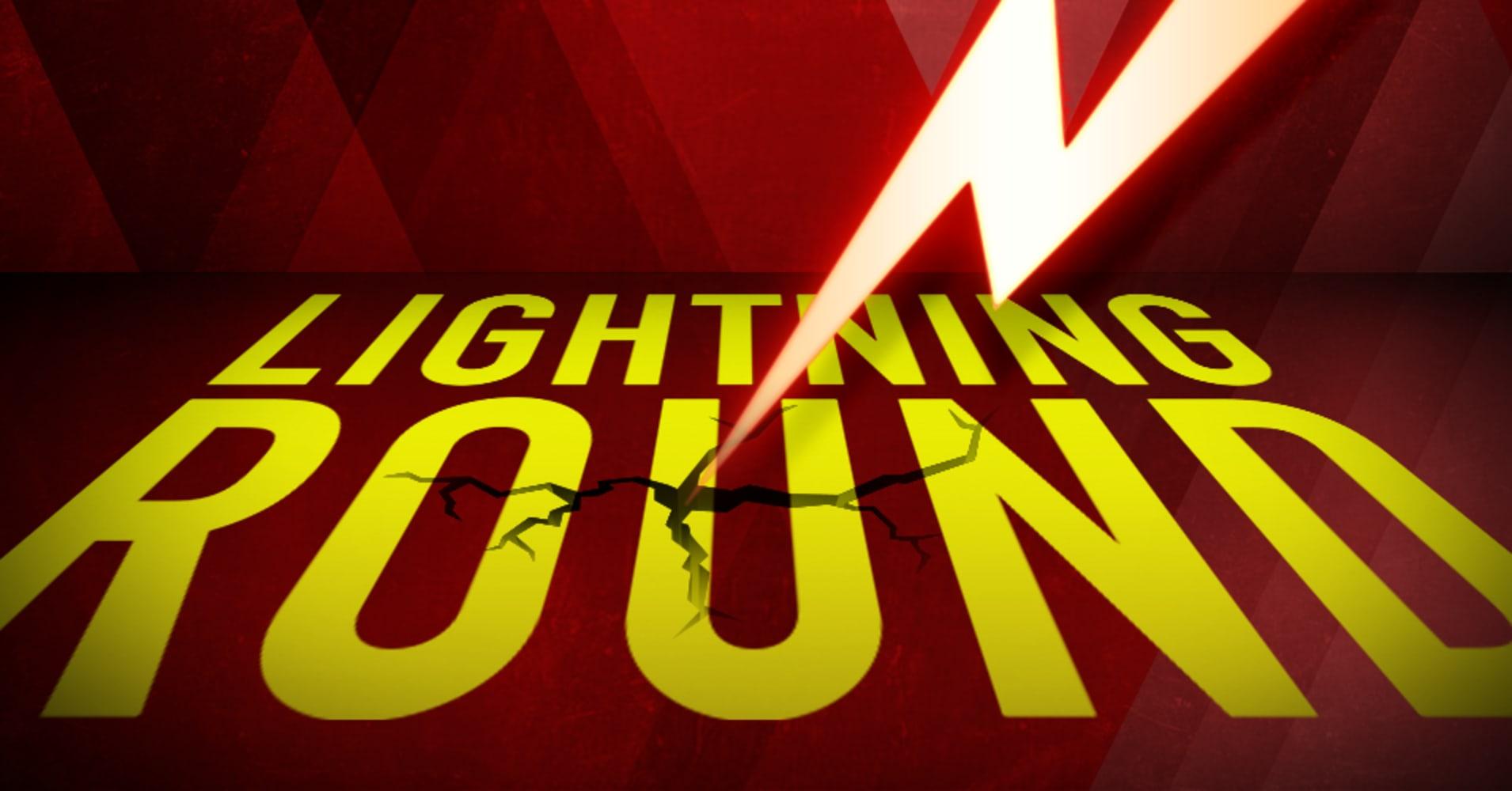 Cramer's lightning round: Stick with this 'terrific' defense play