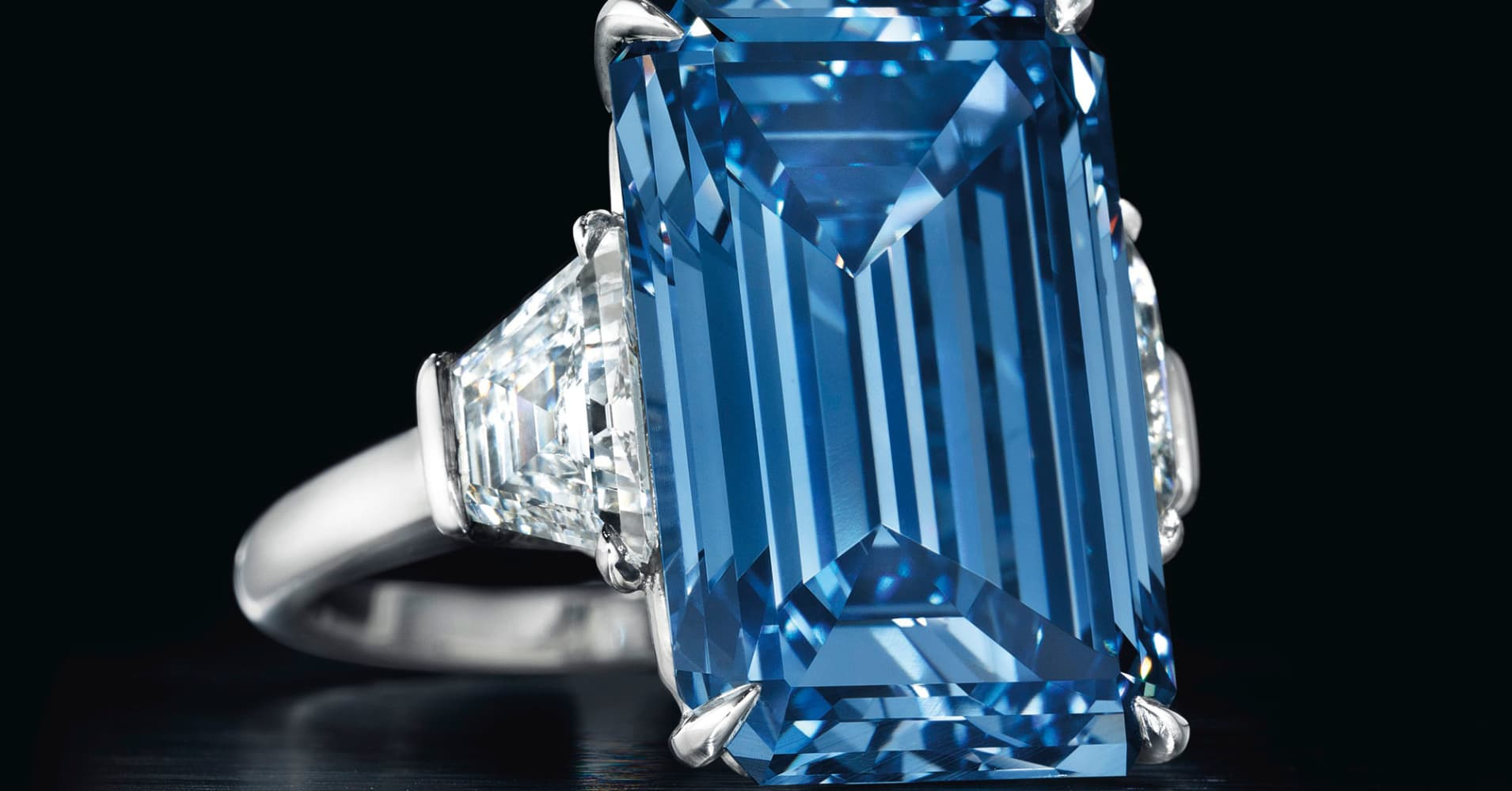 14.6-carat blue diamond could fetch $45 million