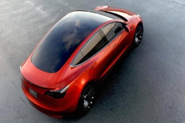 Tesla makes waves with Model 3 unveiling