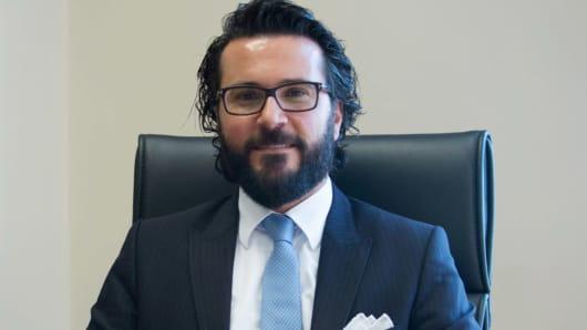 Mustafa Tercan, CFO of Yildiz Holding.