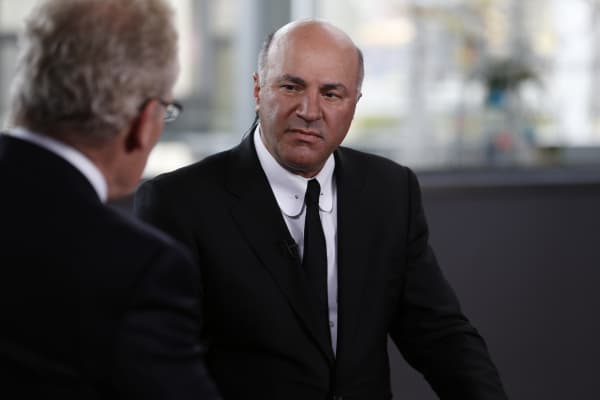 "Kevin O'Leary, star of ""Shark Tank, """