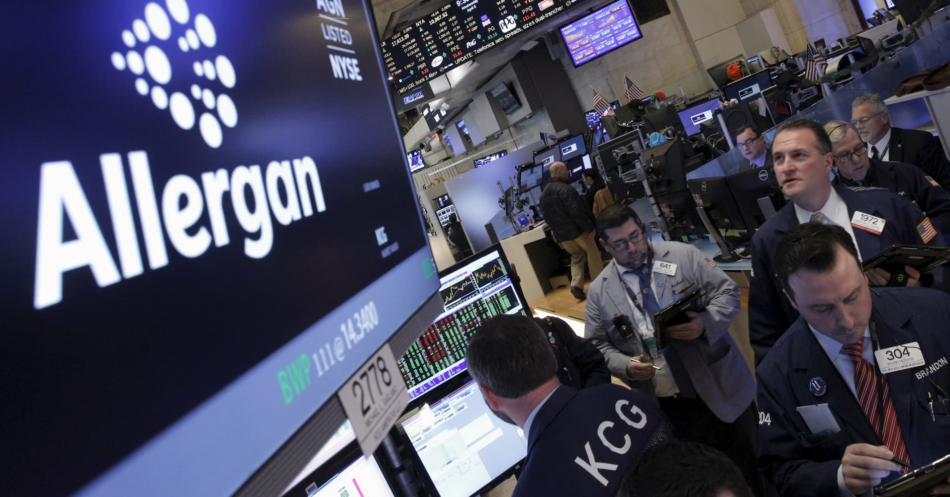 These 13 stocks are hedge funds' new favorites, Goldman says