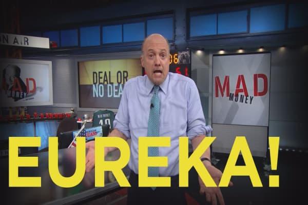 Cramer Remix: Obama's sway on the stock market