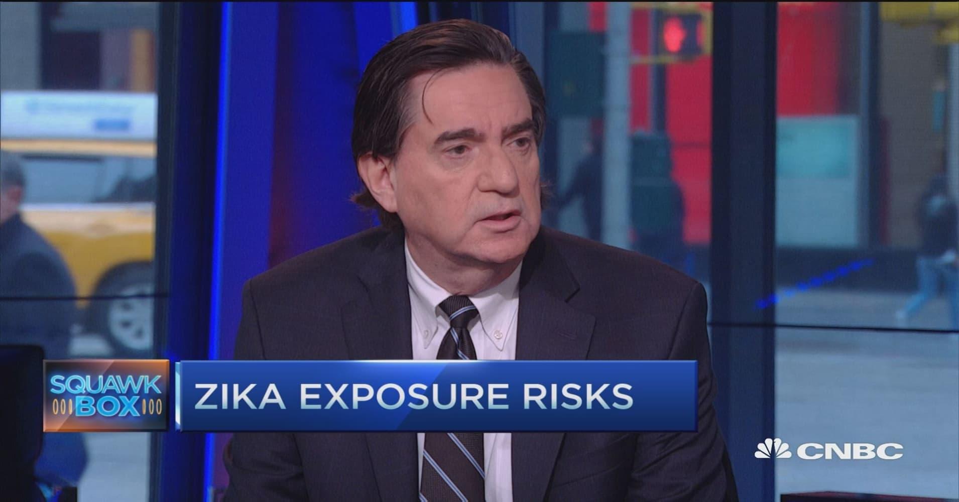 zika exposure concerns