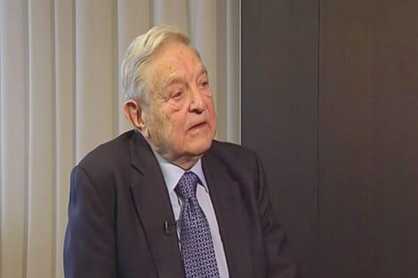 Soros issues warning to European Union