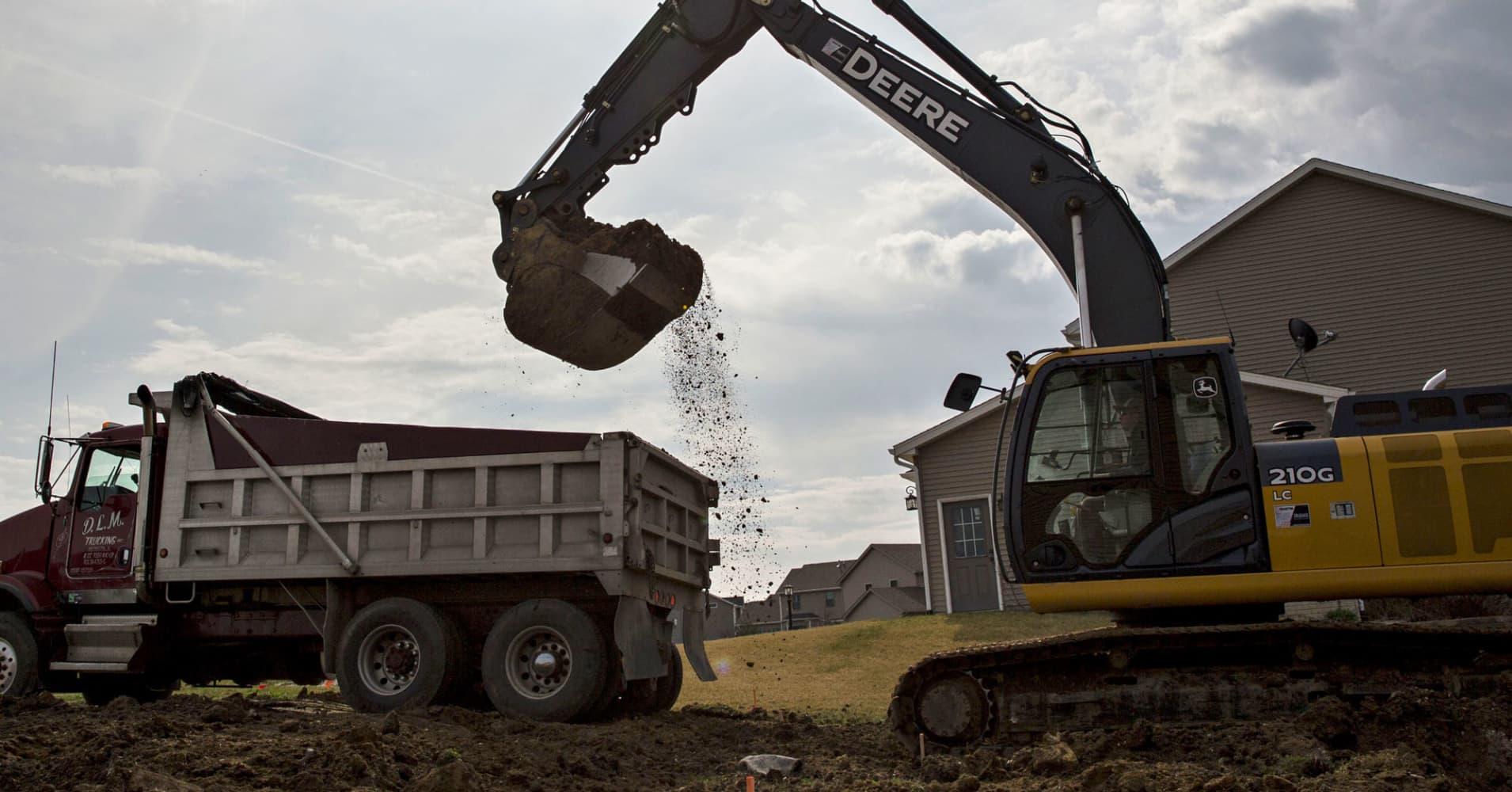 Deere profit beats on better demand for farm equipment, shares jump