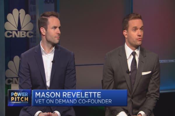 Start-up delivers on demand healthcare for pets