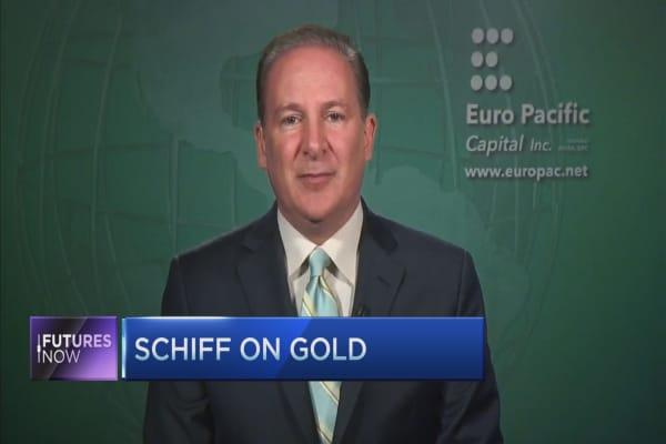 Schiff calls out Goldman Sachs