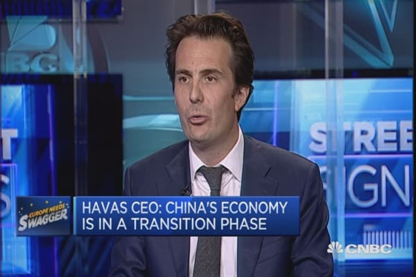 China's economy is in a transition phase: CEO