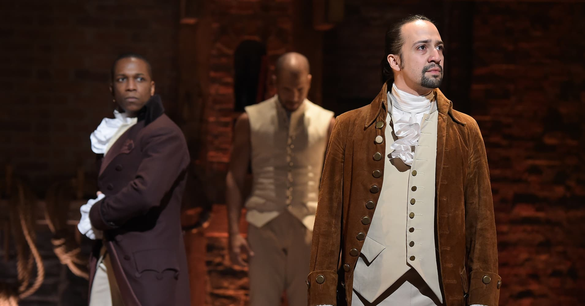Op-Ed: The LA Times just used 'Hamilton' as a pawn in Trump's budget game