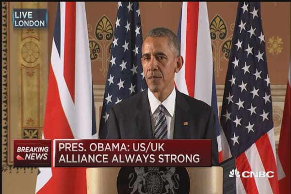 Obama on Syria: We have looked at all options