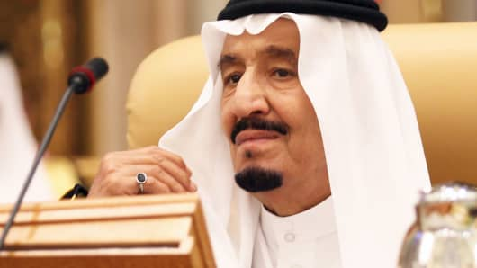 Saudi Arabia to reduce dependence on oil by 2020