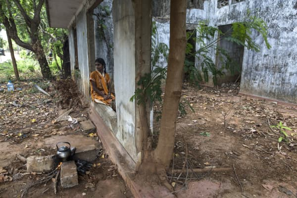 Battle scars: Sri Lanka's north counts the cost of a 26-year war