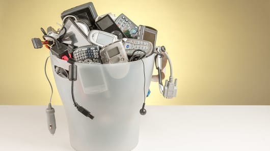 Technological Waste