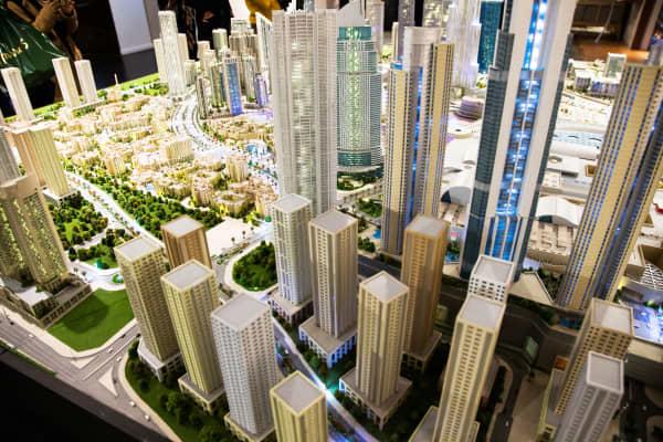 Emaar launches luxury development at Harrods