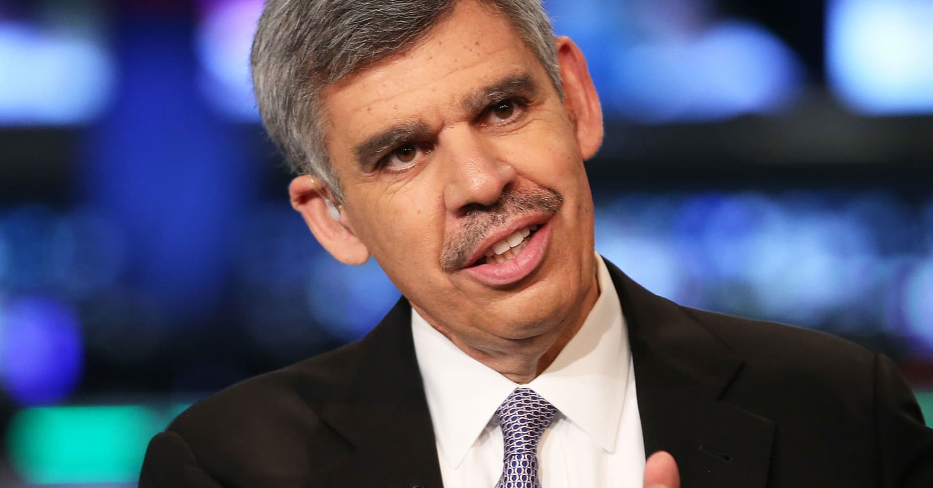 White House considering nomination of Mohamed El-Erian for Federal Reserve vice chair: Report