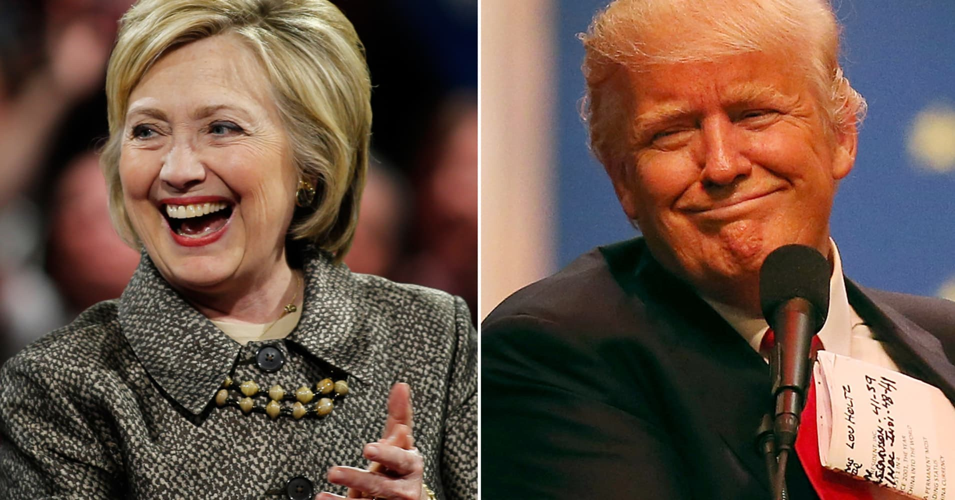 Silicon Valley's GOP Elite Hate Trump, but Don't Know Whether to Vote for Clinton