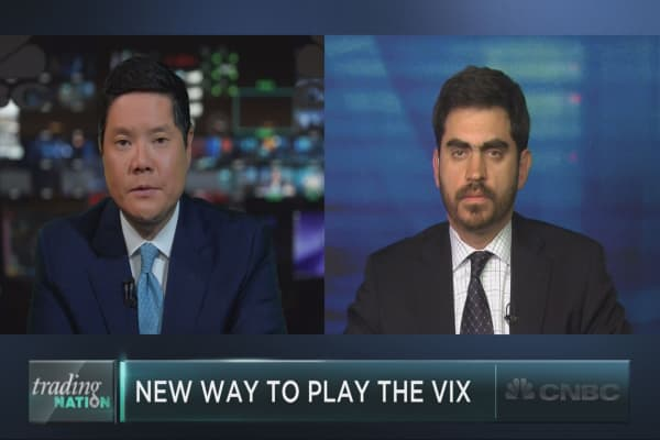Two ETFs offer a new way to play the VIX