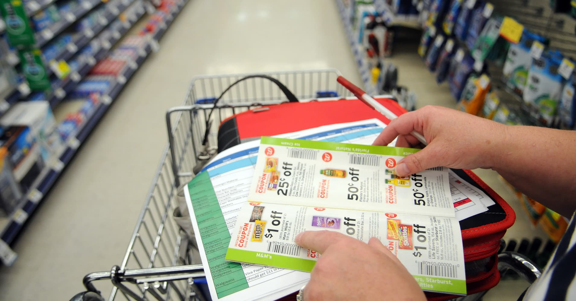 European couponing market