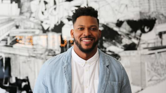 Keenan Beasley left a position as VP of marketing at L'Oreal to co-found BLKBOX, a marketing agency based in NYC.