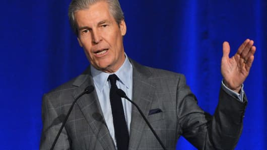 Terry J. Lundgren, CEO of Macy's