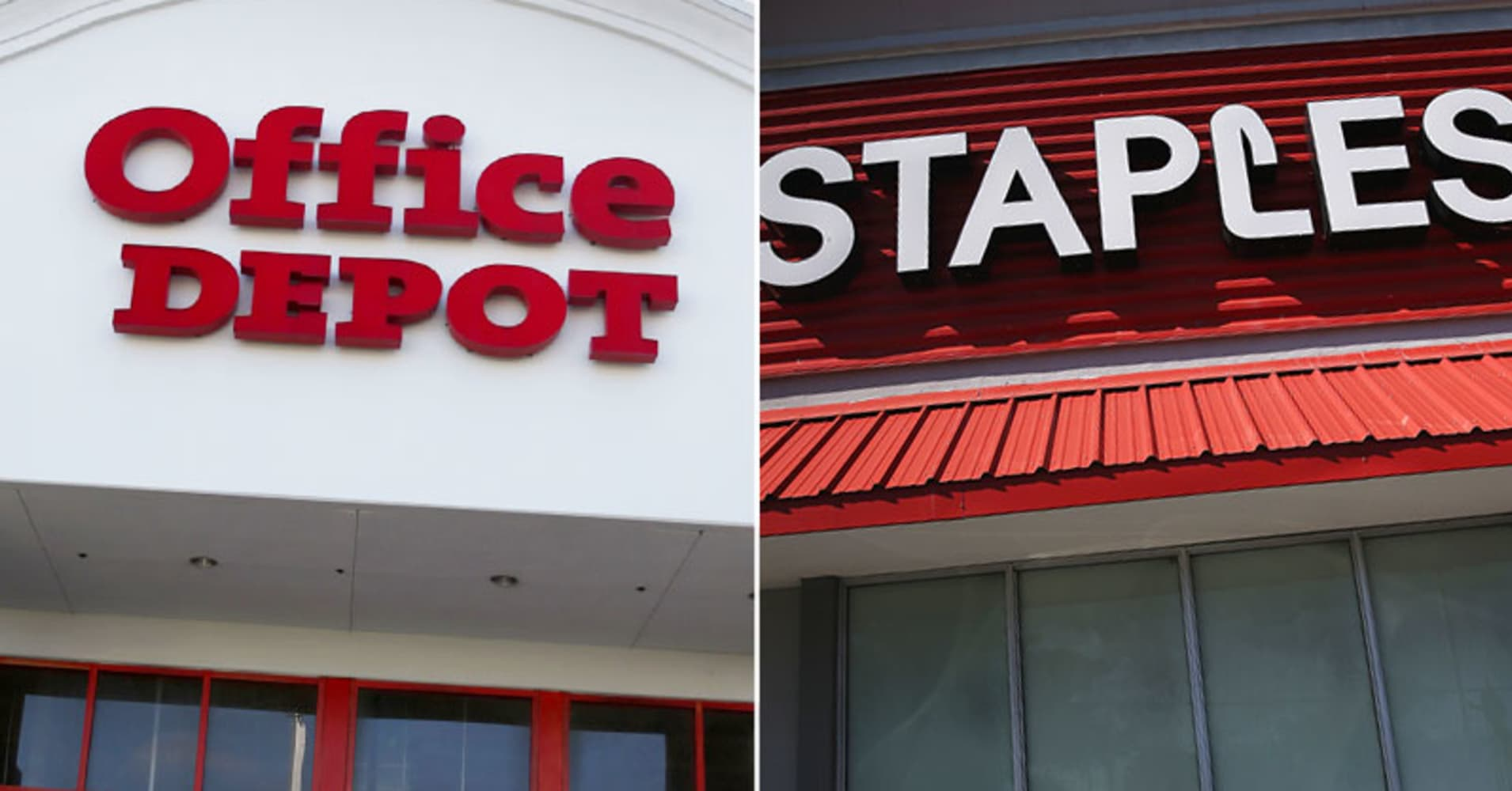 Failed Office Depot and Staples merger a sign of the times for the – Office Depot