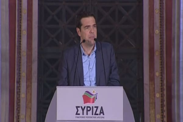 Greek PM Tsipras to inaugurate the TAP