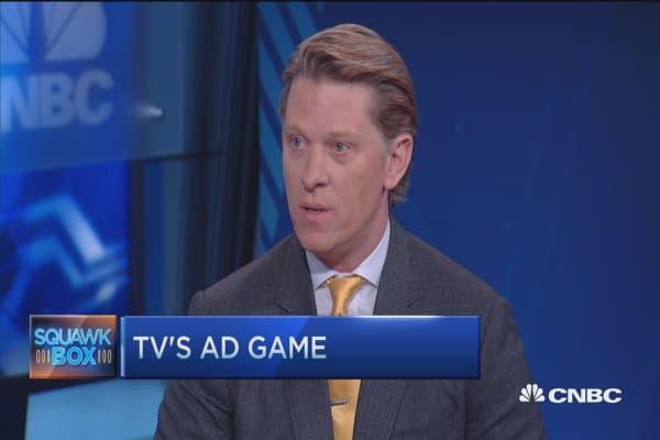 Turner CEO: Bringing dollars back to TV