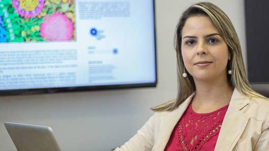 Carolina H. Andrade, Ph.D.