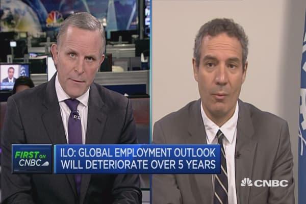 Stable jobs can help eradicate poverty: ILO