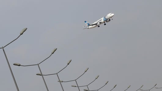 Search for egyptair ms804 ongoing debris not from missing flight terror more likely egyptian - Egyptair airport office number ...