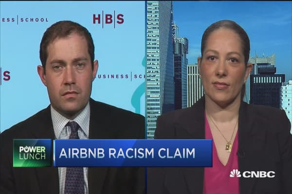 A racism problem for Airbnb?