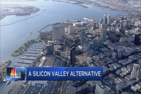 A Silicon Valley alternative