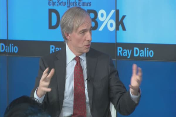 Dalio's Bridgewater passes the $100B mark